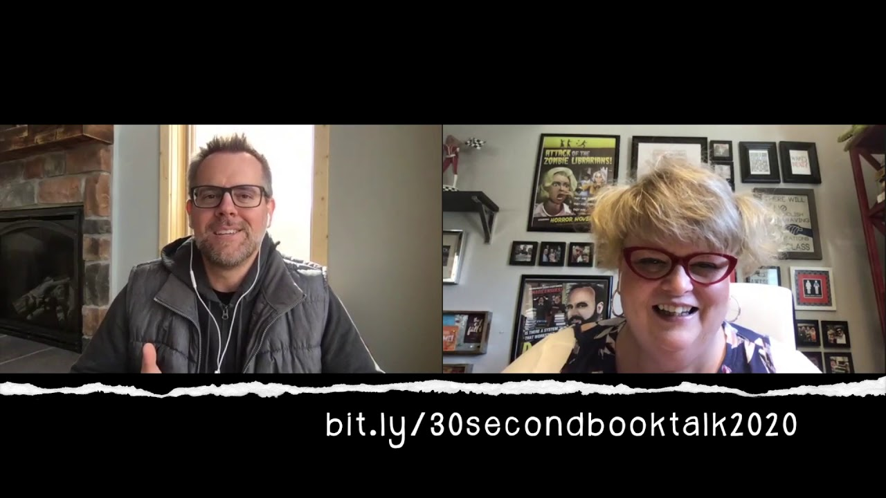 The 2020 #30SecondBookTalk Is Here!