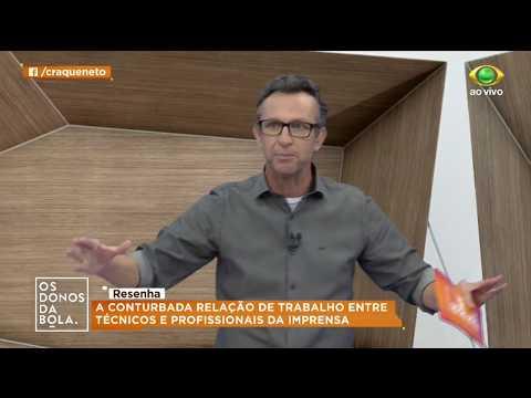 Neto: Se Eu Encontrar Com O Felipe Melo, Eu Corro