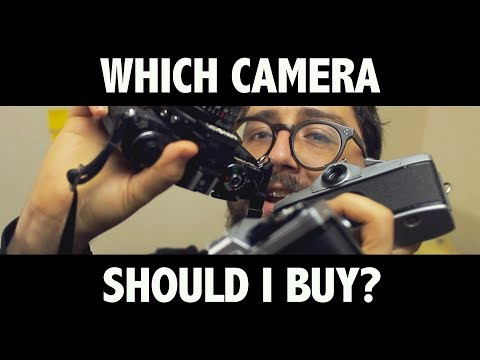 Film Cameras For Beginners