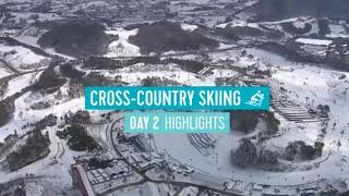 Day 2: Cross-country skiing Highlights | PyeongChang2018 Paralympic Winter Games