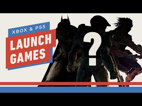 PS5 and Xbox Launch Game Candidates - Next-Gen Console Watch