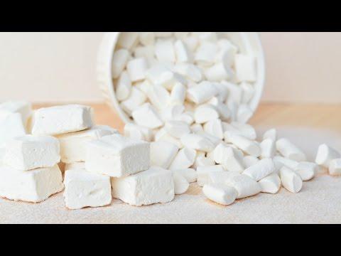 Рецепт Маршмеллоу  Marshmallow  Очень простой рецепт
