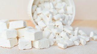 Маршмеллоу ☆ Marshmallow ☆ Очень простой рецепт!!!