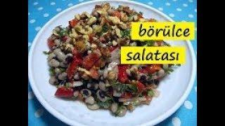 börülce salatası nasıl yapılır - lezzet dünyası