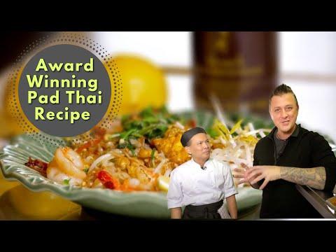 Pad Thai Recipe, from award winning Ying Thai Restaurant