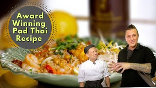 Pad Thai Recipe, from award winning Ying Thai 2 Restaurant ❤️️