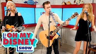 Temecula Road Preforms What if I Kissed You | The Oh My Disney Show