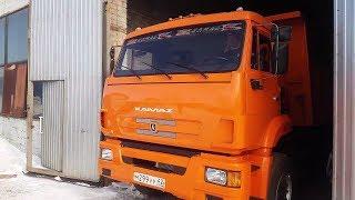 Капитальный ремонт КАМАЗ 6520