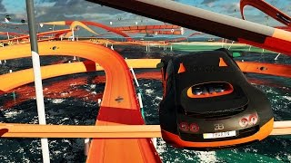 Forza Hot Wheels - Part 9 - INSANE BUGATTI VEYRON RACE
