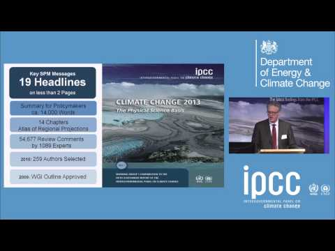 Climate Science Review - Thomas Stocker