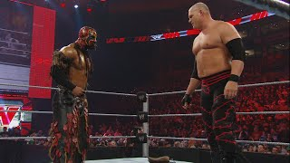 Kane vs. The Boogeyman: ECW, March 3, 2009