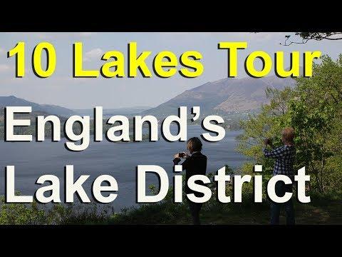 Lake District, 10 Lakes Tour, England