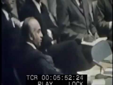 Thugs Life of Zulfiqar Ali Bhutto (ZA Bhutto) United Nations Speech