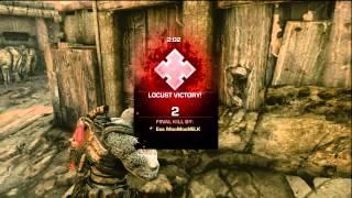 MooMooMiLKy Gears of War 3 Tonight