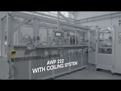 CURTI Wire Processing - AWP 222 with Coiling System