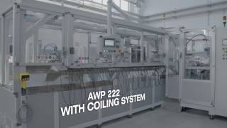 CURTI Wire Processing - AWP 222 with Coiling System thumbnail