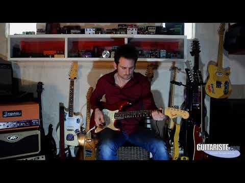Fender 60s Stratocaster American Original