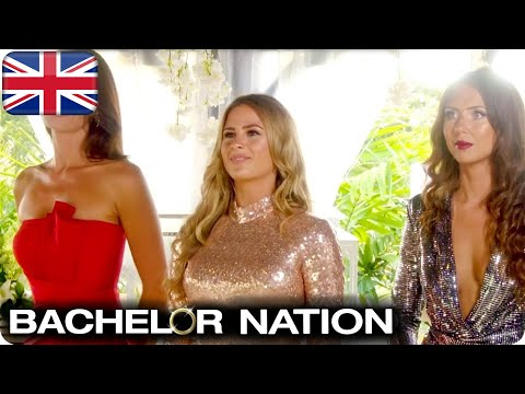 Alex Picks His Final Two Girls In Antigua | The Bachelor UK