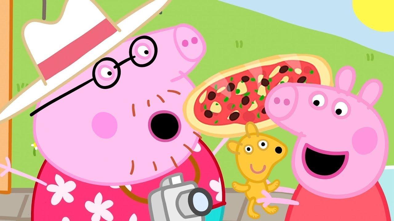 Urlaub in der Sonne ☀️ Cartoons für Kinder | Peppa Wutz Neue Folgen