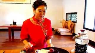 How to Drink in Chinese Tea Ceremony