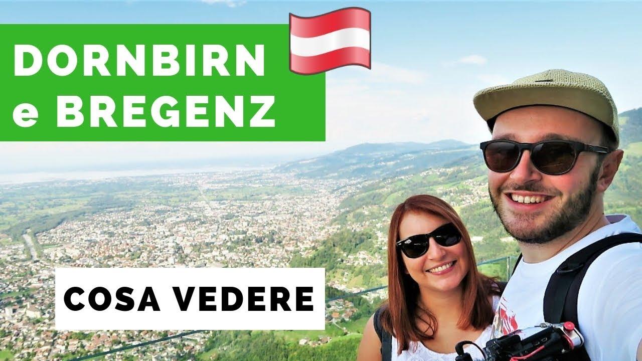 Download BREGENZ e DORNBIRN: cosa vedere • Lago di Costanza Ep.1 🚗🏞