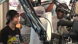 Baixar Usher and Justin Bieber in studio with The Bert Show on Q100 pt.1