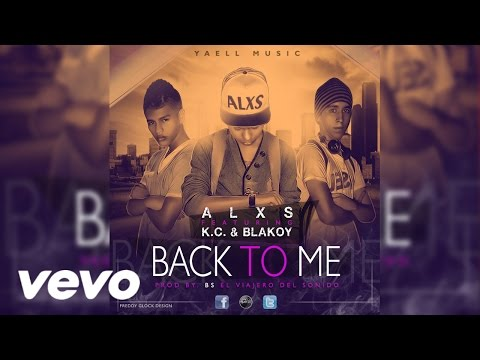 Back To Me - ALXS