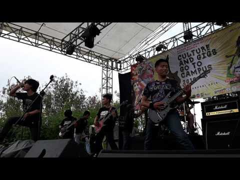 "M.O.D live at Universitas Bayangkara, Bekasi 23 - 01 - 2016 "" Culture and gigs go to campus """