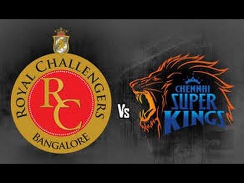 RCB vs CSK IPL 2015 Live Match Highlight - Chennai Super Kings Vs Royal Challengers- 22/04/2015