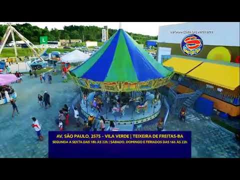 Super Star Park em Teixeira de Freitas
