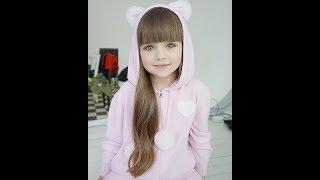 Анастасия Князева - съемки коллекции детского бренда