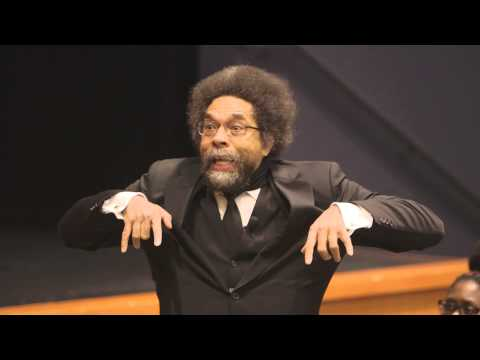 University of Washington Bothell Presents Cornel West, Ph.D.