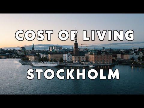 Cost of living in Stockholm (Sweden)