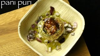 spicy chutney for pani puri