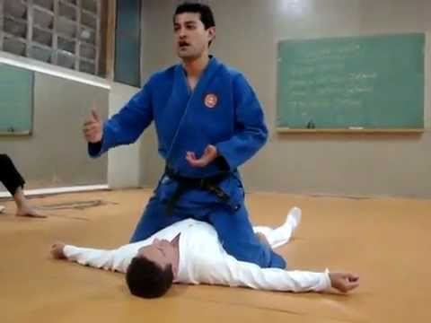 videos de golpes de judo