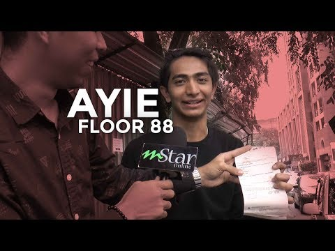 #BiziBody: Salah 'Parking', Ayie (Floor 88) Dapat Surat Saman