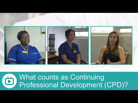 What Counts As CPD?