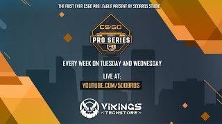 🔴LIVE: 500Bros Pro Series - SEMI FINAL #2