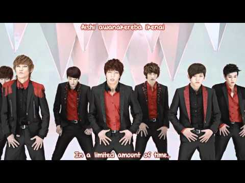 U-KISS- Forbidden Love (english subs + romanization)