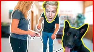SHE CAN FINALLY CONTROL HER DOG! (THE ULTIMATE DOG TRAINING GUIDE)