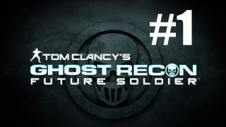 Ghost Recon: Future Soldier Parte 1 Español [HD] (Mision 1) PC/PS3/X360