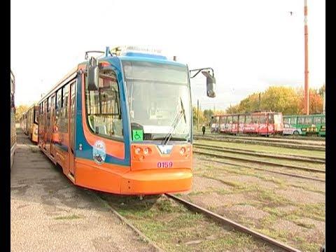 Новых трамваев в Челнах станет больше