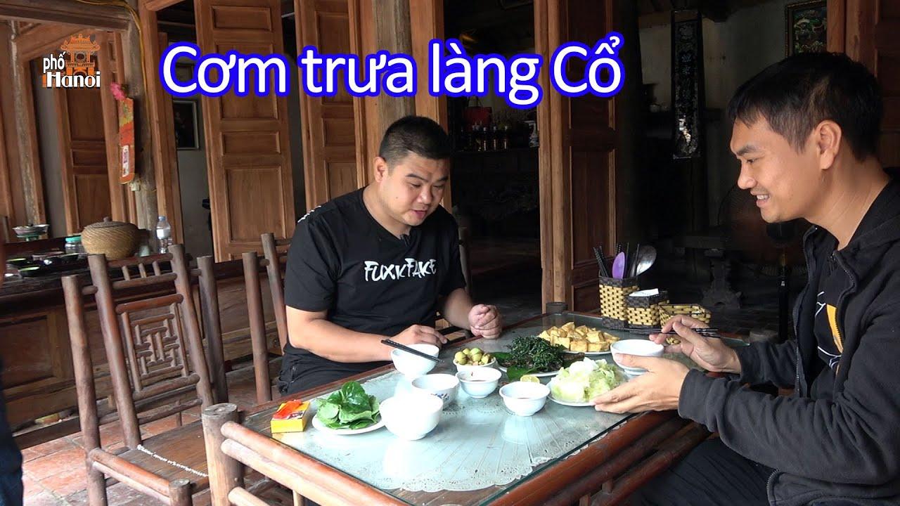 Những món ngon lý tưởng khi đi du lịch làng cổ Đường Lâm Hà Nội #hnp