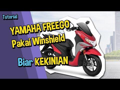 Lagi Trend Yamaha Freego Disulap Jadi Fmax Begini Video Ubahannya