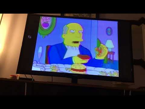 Steamed Hams but dubbed by memory