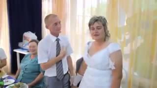 Невеста оляля!!