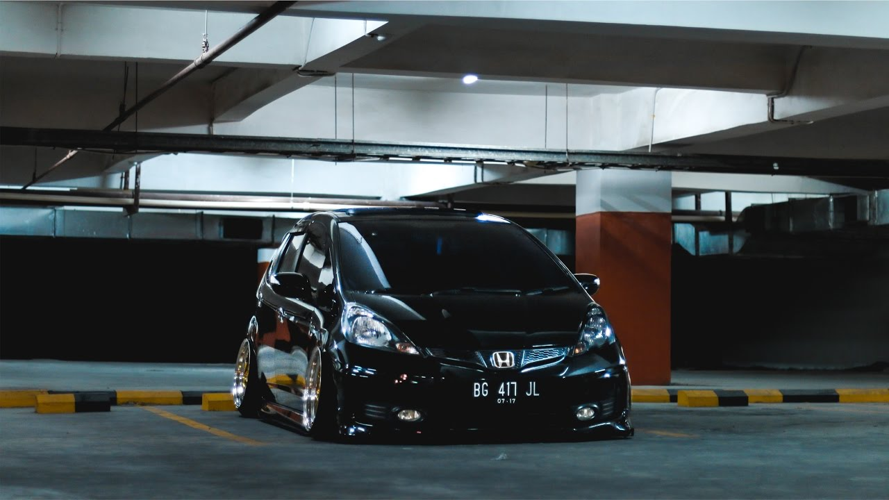 Honda Jazz Ge8 Bang Anjal Ssid Media Youtube