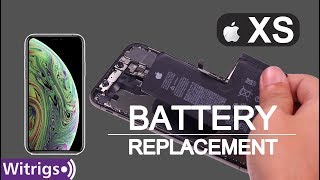 iPhone XS Battery Replacement