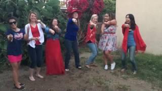 Patriotic Dance break