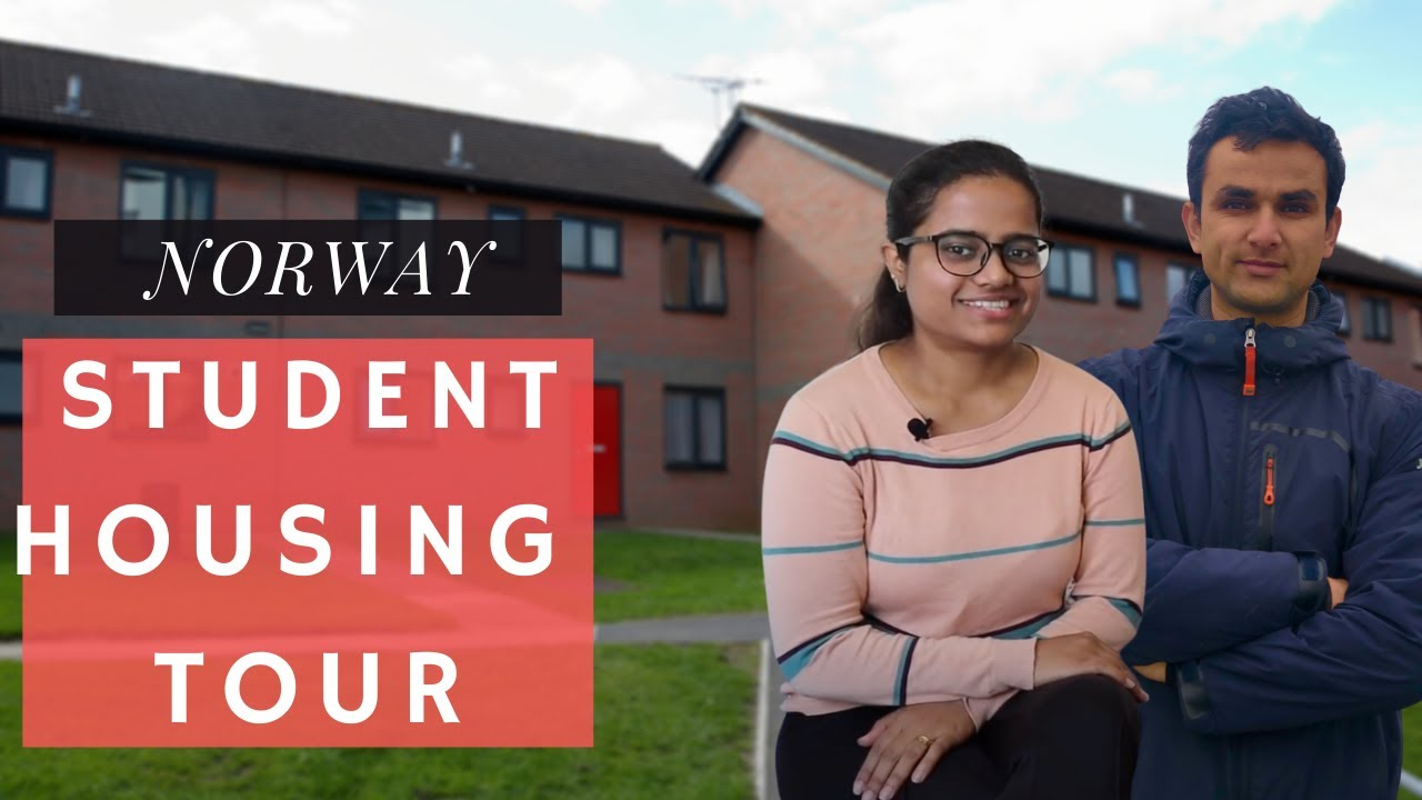 STUDENT HOUSING IN NORWAY | A MUST WATCH FOR INTERNATIONAL STUDENT COMING NORWAY